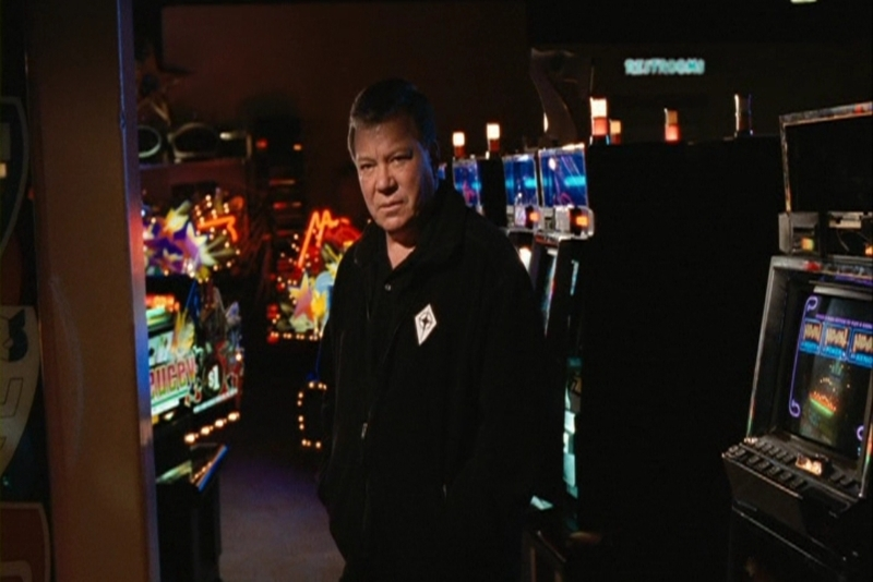 Fanboys NEMO William Shatner