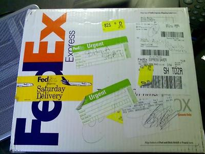 FedEx_Package_Erins_Present